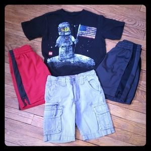4 item Bundle 4t/XS boys